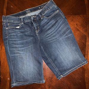 Ana Denim Women's Bermuda jean shorts